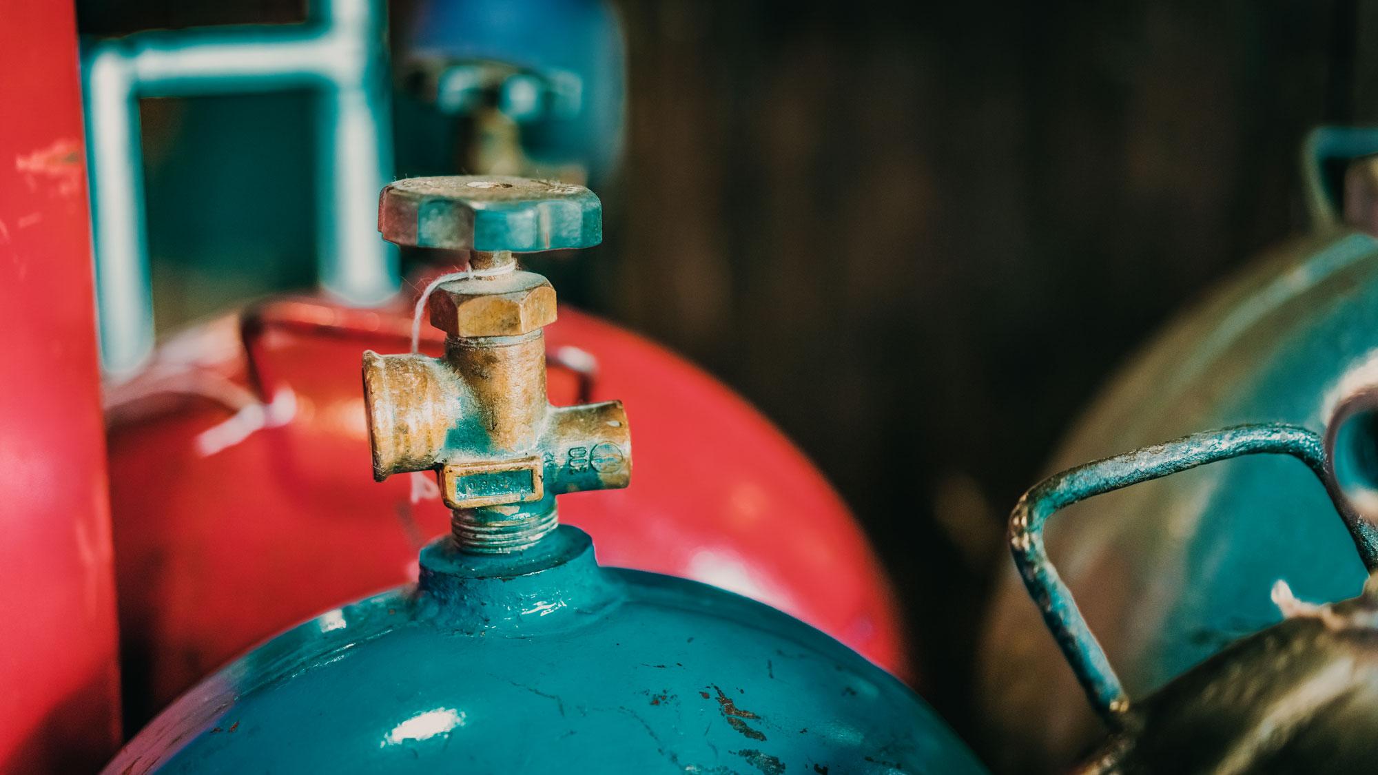 Sunrise Gases Bahadurgarh, Haryana   Industrial & Medical Gases in India